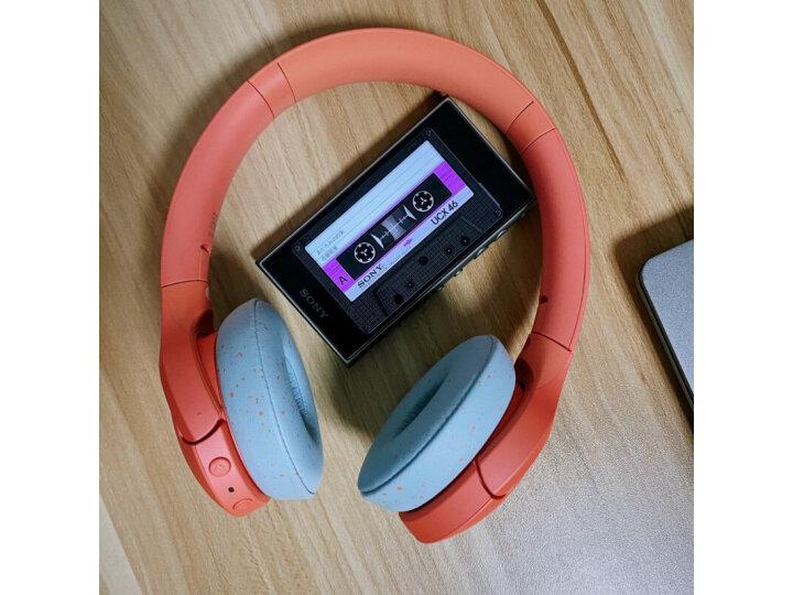 索尼(SONY)WH-H810 蓝牙无线耳机头戴式Hi-Res怎么样【使用详解】详情分享 选购攻略 第11张