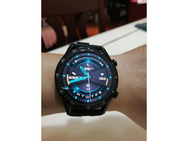HUAWEI WATCH GT2(42mm)华为手表 运动智能手表 水漾流金质量评测如何【同款对比揭秘】内幕分享_好货曝光 _经典曝光 首页 第13张