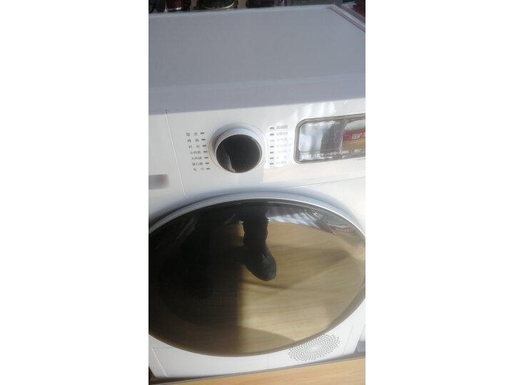 美的10公斤热泵式烘干机MH100VTH707WY-T05S怎么样为什么爆款_质量内幕评测详解 品牌评测 第13张