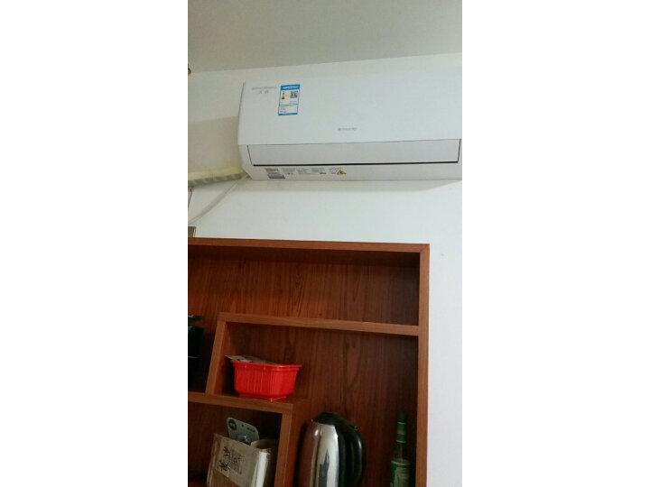 格力品悦(GREE)大1匹壁挂式卧室空调挂机KFR-26GW-(26592)FNhAa-C5好不好?优缺点评测曝光 艾德评测 第6张