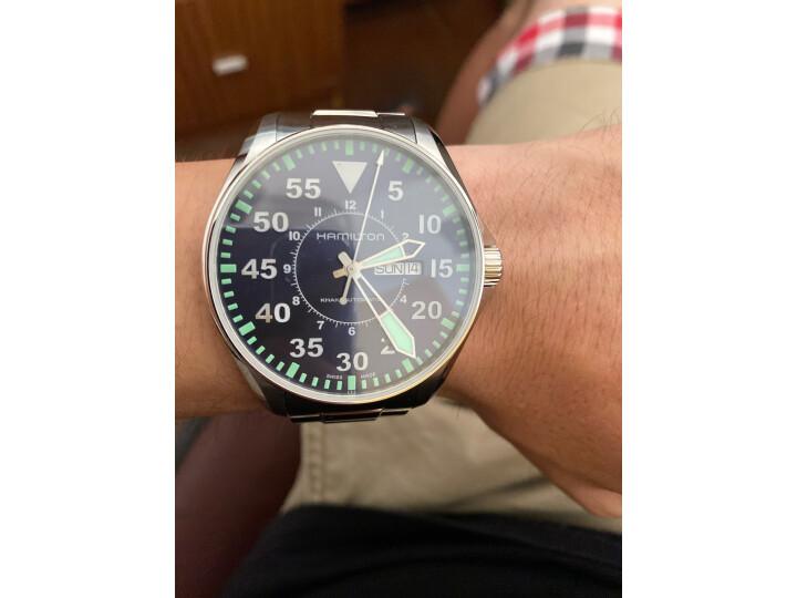 汉米尔顿(HAMILTON)瑞士手表卡其航空系列飞行员 H64725531怎么样新款质量评测,内幕详解_独家分享 _经典曝光-艾德百科网