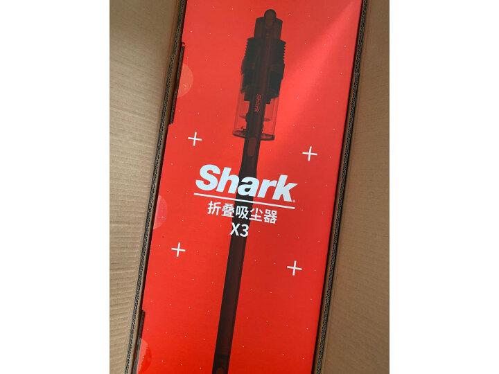 Shark鲨客九阳折叠吸尘器X3怎么样?质量曝光不足点有哪些? 值得评测吗 第9张