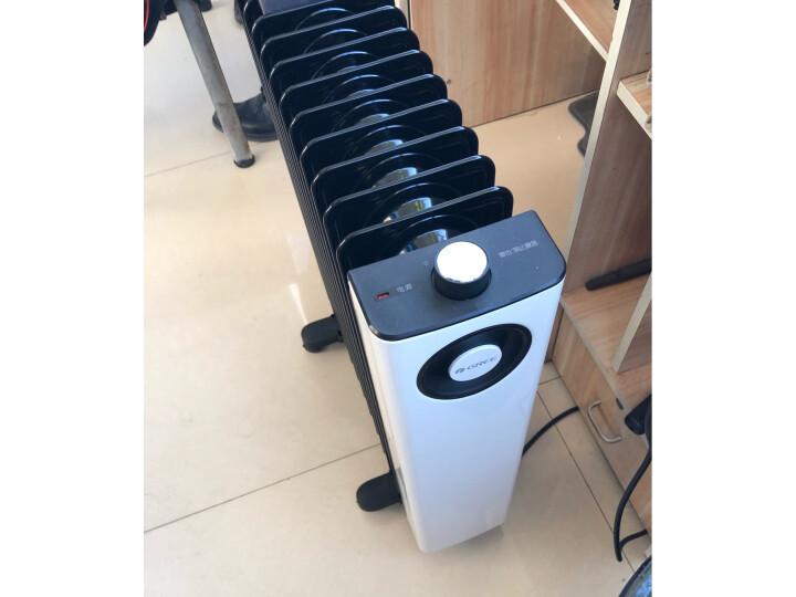 格力 (GREE)取暖器电暖器电暖气片家用NDY23-X6022质量好吗??用后感受评价评测点评 _经典曝光 众测 第21张