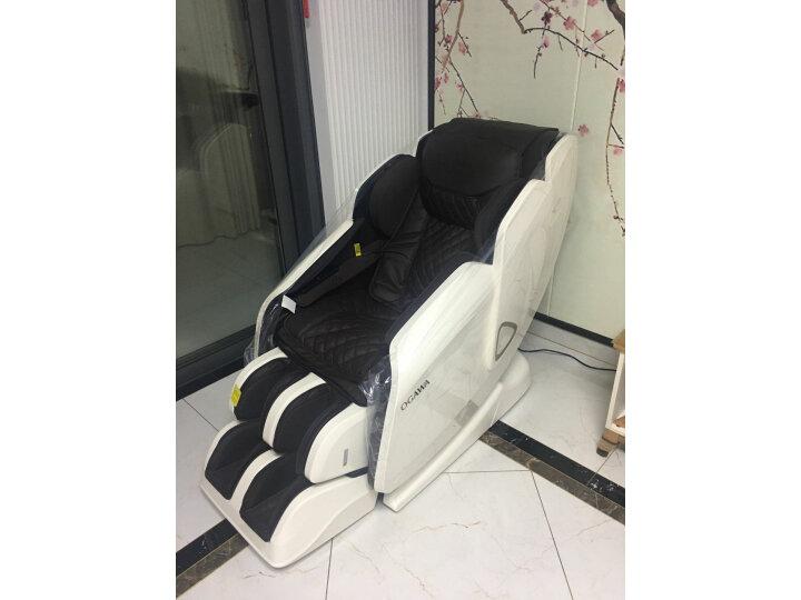 【专柜同款】奥佳华(OGAWA)按摩椅7208怎么样_为什么爆款_质量详解分析 艾德评测 第1张