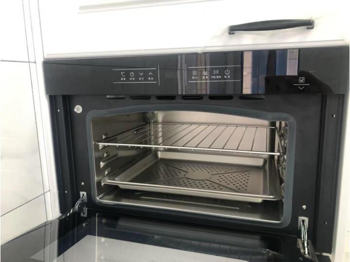 打假测评:苏泊尔(SUPOR)蒸烤箱蒸烤一体机嵌入式烤箱ZKQD40-609评测如何?质量怎样?好不好,优缺点区别有啥? _经典曝光 众测 第5张