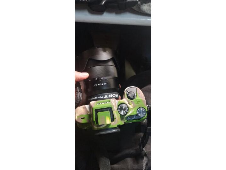 索尼(SONY)Alpha 7 III 全画幅微单数码相机 SEL2470Z优缺点评测,性能同款比较评测揭秘 值得评测吗 第8张