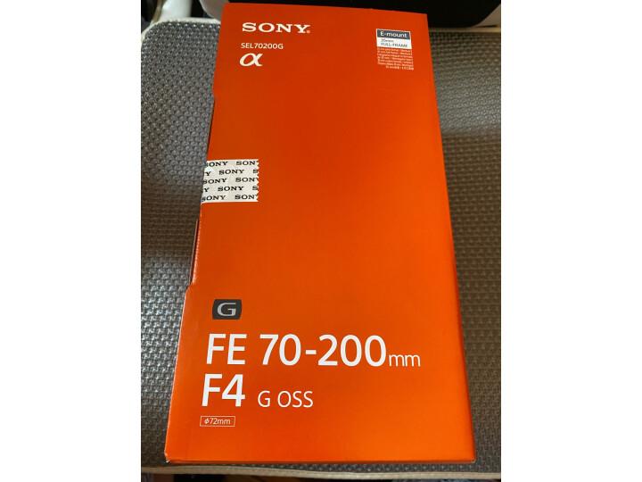 索尼(SONY)FE 70-200mm F4 G OSS 全画幅远摄变焦微单相机优缺点如何,真想媒体曝光 选购攻略 第10张