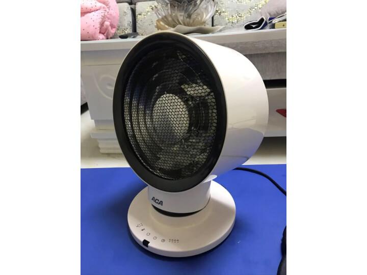 打假测评:北美电器(ACA)碳纤维取暖器电暖器桌面烤火炉APG-TN08评测如何?质量怎样?官方媒体优缺点评测详解 _经典曝光 众测 第9张