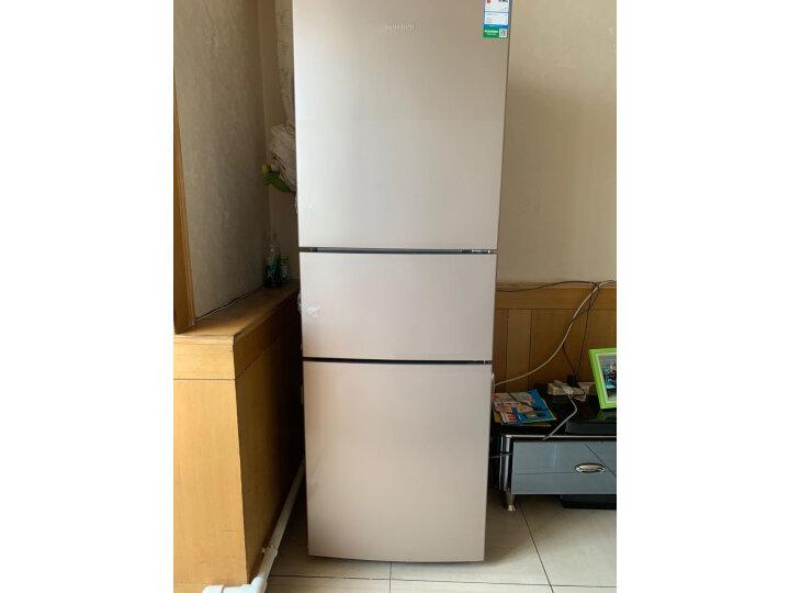【同款测评分享】容声(Ronshen) 252升 三门冰箱BCD-252WD11NPA怎么样【用户吐槽】质量内幕详情 首页 第10张