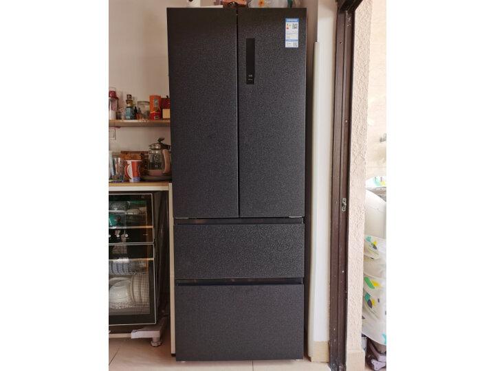TCL 456升 冷藏自除霜 十字双对开多门电冰箱BCD-456KZ53评测爆料如何.使用一个星期感受分享 好货众测 第2张
