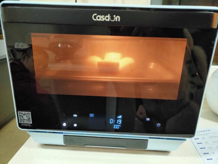 凯度(CASDON)台式蒸烤一体机家用ST40DZ-A8亲身使用感受,内幕真实曝光 艾德评测 第9张