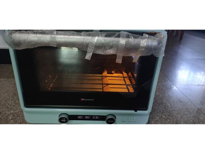 海氏I7风炉烤箱家用优缺点怎么样!质量优缺点评测详解分享 品牌评测 第13张