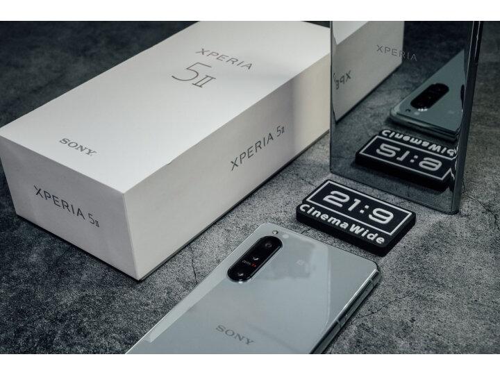 索尼(SONY)Xperia5 II 5G智能手机好不好,质量到底差不差呢? 好货众测 第11张