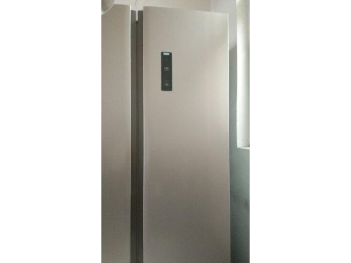 TCL 515升 风冷无霜对开门冰箱BCD-515WEFA3怎么样【猛戳查看】质量性能评测详情 品牌评测 第8张