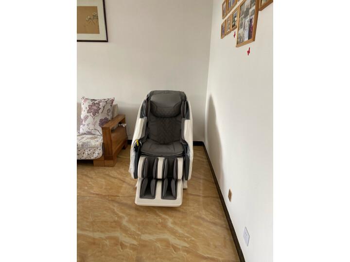 奥佳华 X 华为首次合作按摩椅家用7306大白奥使用测评必看【对比评测】质量性能揭秘 好货众测 第6张