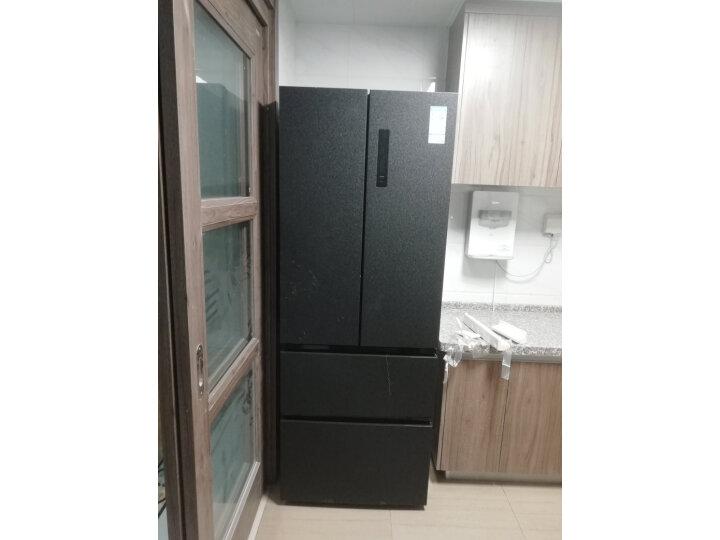 TCL 456升 冷藏自除霜 十字双对开多门电冰箱BCD-456KZ53评测爆料如何.使用一个星期感受分享 好货众测 第12张