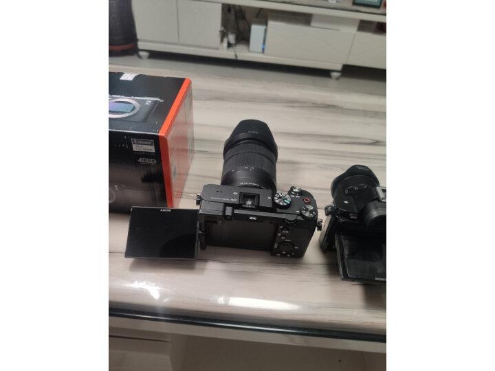 索尼(SONY)Alpha 7C 全画幅微单数码相机优缺点评测?最新使用心得体验评价分享 艾德评测 第8张
