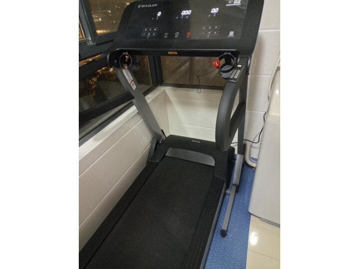 舒华 跑步机家用 智能微信运动步数互联E6象牙白T3900I怎么样【半个月】使用感受详解 艾德评测 第14张