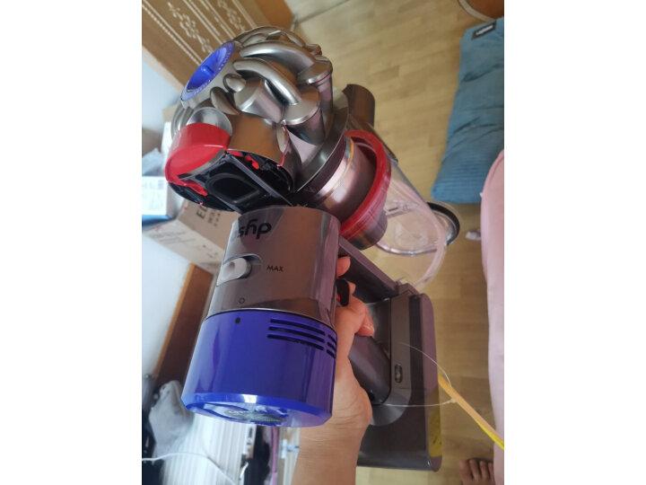 Dyson戴森 吸尘器 V7 FLUFFY手持吸尘器真实测评分享?内情揭晓究竟哪个好【对比评测】 艾德评测 第10张