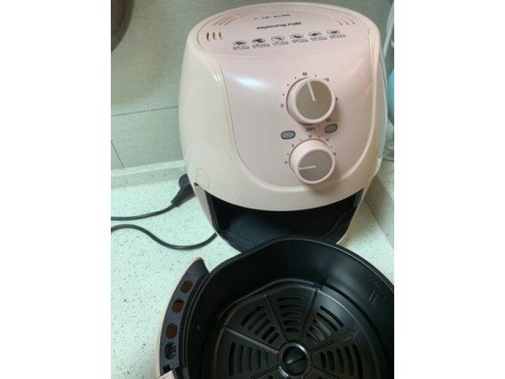 九阳(Joyoung)空气炸锅家用大容量电炸锅VF181,J63A 质量可靠吗??亲身使用一周反馈 值得评测吗 第7张