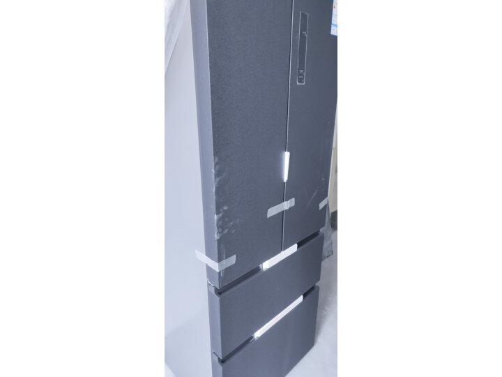 TCL 456升 冷藏自除霜 十字双对开多门电冰箱BCD-456KZ53评测爆料如何.使用一个星期感受分享 好货众测 第7张