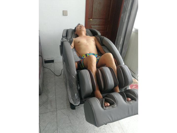 松研 按摩椅家用S9怎么样?谁用过?产品真的靠谱 艾德评测 第11张