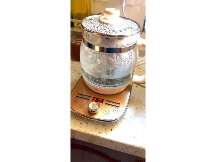 小熊(Bear)养生壶煮茶器煮茶壶热水壶YSH-A15W6怎么样【真实揭秘】内幕详情分享-艾德百科网