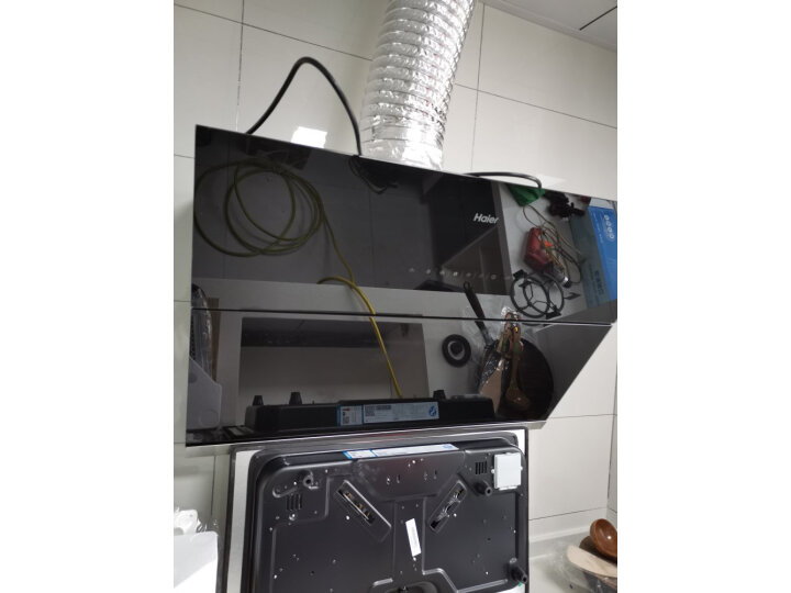 海尔(Haier)灵动净侧吸式抽油烟机E900C13+QE8B1怎么样,最真实使用感受曝光【必看】 值得评测吗 第13张