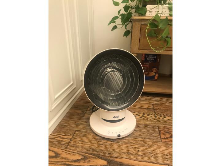 打假测评:北美电器(ACA)碳纤维取暖器电暖器桌面烤火炉APG-TN08评测如何?质量怎样?官方媒体优缺点评测详解 _经典曝光 众测 第3张