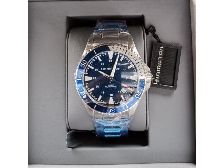 汉米尔顿(HAMILTON)瑞士手表卡其海军系列H82365941怎么样最新吐槽性能优缺点内幕_好货曝光 _经典曝光-苏宁优评网