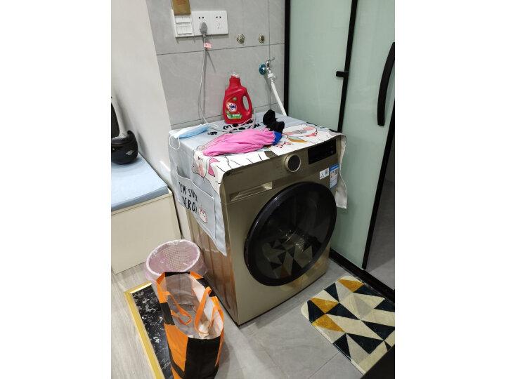 小天鹅(LittleSwan)8公斤变频 滚筒洗衣机TG80V80WDG怎么样吐槽最新使用感受!!_好货曝光 _经典曝光 艾德评测 第19张