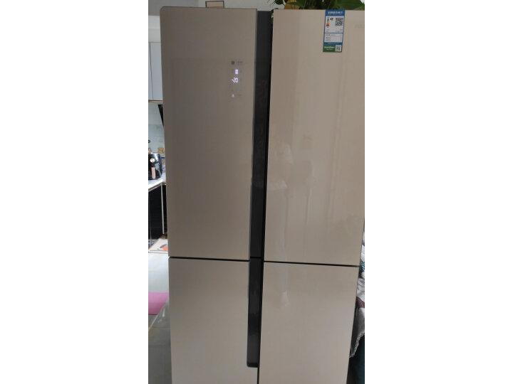透过真相看本质_容声(Ronshen) 426升 十字对开门冰箱BCD-426WD11FPCA怎么样?质量口碑如何,真实揭秘 _经典曝光-艾德百科网