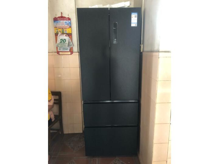 TCL 456升 冷藏自除霜 十字双对开多门电冰箱BCD-456KZ53评测爆料如何.使用一个星期感受分享 好货众测 第9张