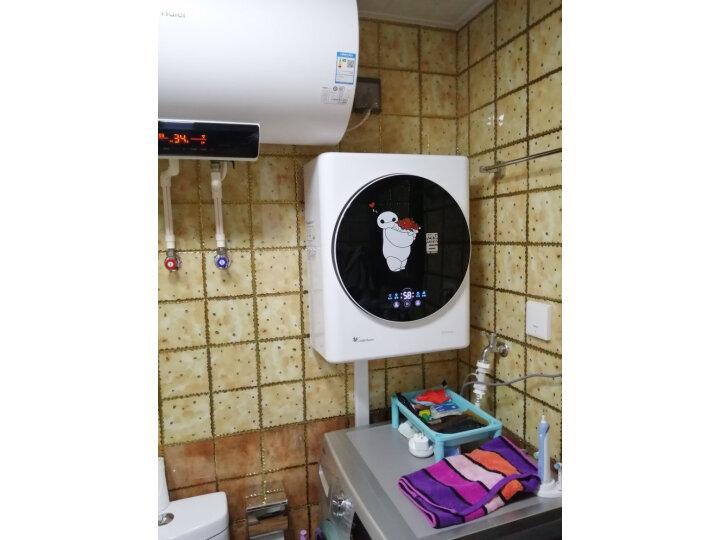 小天鹅 (LittleSwan)迷你儿童婴儿壁挂洗衣机TG30MINI3怎么样?真实买家评价质量优缺点如何 值得评测吗 第5张