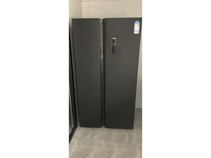 TCL 646升 双变频风冷无霜双门对开门电冰箱BCD-646WPJD怎么样_质量评测如何_值得入手吗_ 艾德评测 第1张