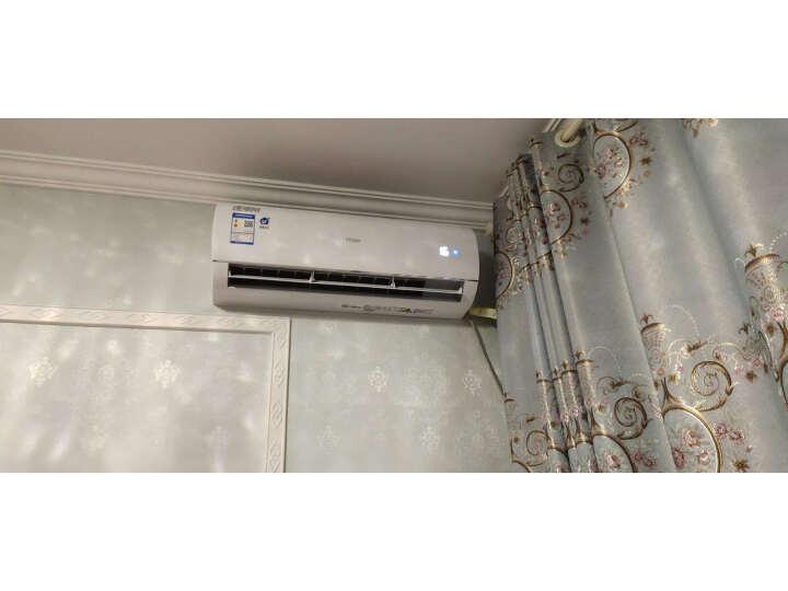 海尔(Haier)1.5匹 新能效变频壁挂式卧室空调挂机KFR-35GW 83@U1-Ge怎么样【为什么好】媒体吐槽 艾德评测 第10张