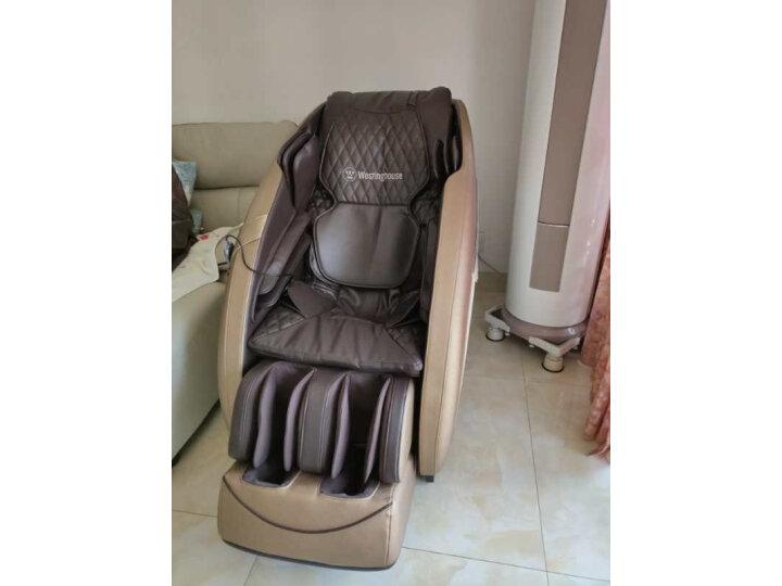 美国西屋(Westinghouse)S300按摩椅家用怎么样_网友最新质量内幕吐槽 品牌评测 第13张
