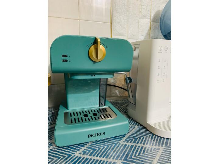 柏翠 (petrus) 咖啡机PE3200质量口碑如何_详情评测分享 品牌评测 第2张