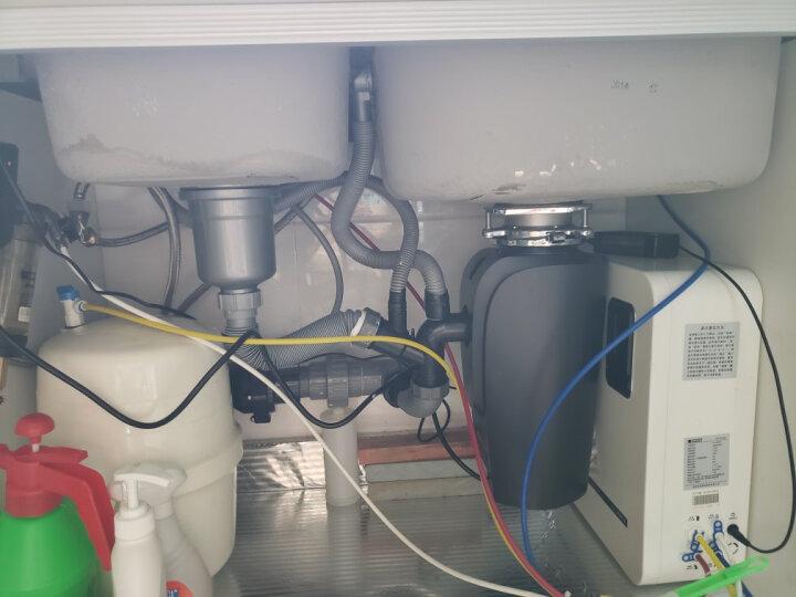 VIOMI 云米 垃圾处理器厨房厨余粉碎机处理机家用VXRD-02 新款测评怎么样???用后感受评价评测点评 每日推荐 第4张