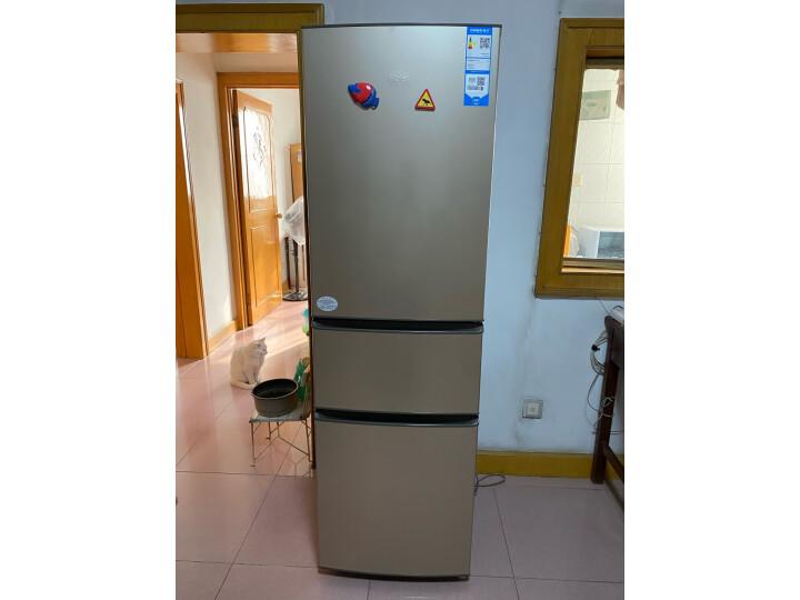 海尔小冰箱BCD-216STPT怎么样,最新款的质量差不差呀 百科资讯 第10张