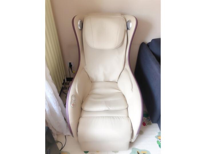 【专柜同款】奥佳华(OGAWA) 按摩椅5008怎么样?官方最新质量评测,内幕揭秘 艾德评测 第7张