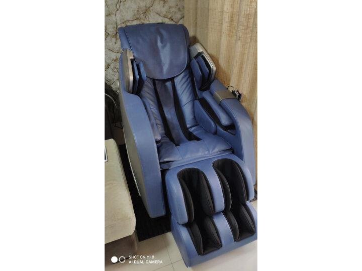 荣泰ROTAI智能按摩椅RT6910s测评曝光?质量曝光不足点有哪些? 艾德评测 第7张