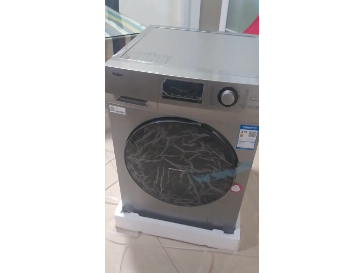 海尔滚筒洗衣机EG100HB129S怎么样好吗!质量曝光不足点有哪些? 电器拆机百科 第11张