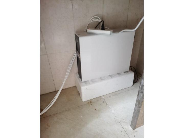 美的( Midea)厨下式家用直饮一级水效RO反渗透无罐净水机 JD400 电器拆机百科 第10张