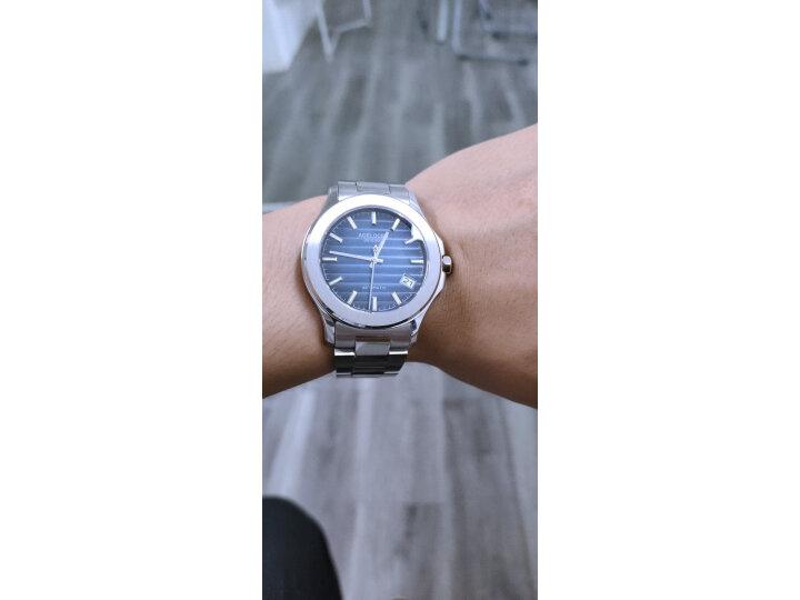 艾戈勒(agelocer)瑞士手表 贝加尔湖系列时尚自动机械表6305A1 怎么样【优缺点】最新媒体揭秘 值得评测吗 第7张
