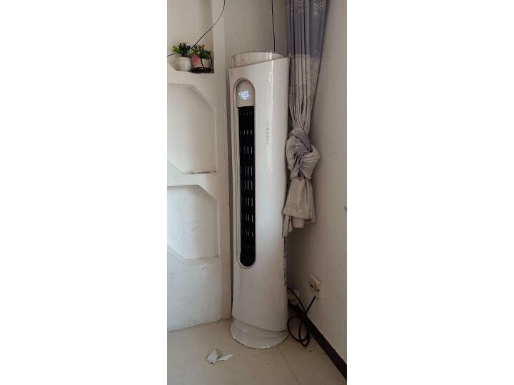奥克斯 (AUX) 3匹倾城立柜式空调柜机(KFR-72LW-BpR3NHA2+1) 怎么样?真相揭秘一个月使用感受 值得评测吗 第12张