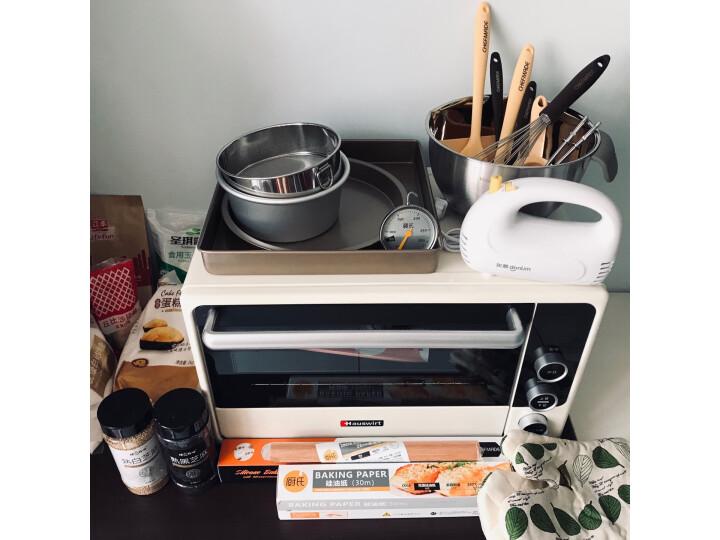 海氏烤箱怎么样【使用详解】详情分享 值得评测吗 第9张