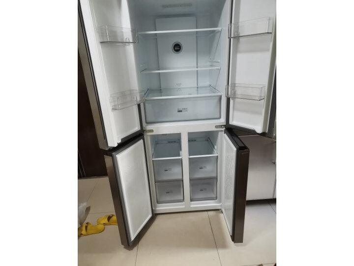 TCL 408升风冷无霜十字双对开门电冰箱BCD-408WZ56评测爆料如何【同款对比揭秘】内幕分享 艾德评测 第10张