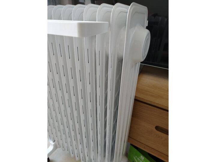 美的(Midea)取暖器电暖器家用办公电暖气片HYX22N评测如何?质量怎样【真实大揭秘】质量性能评测必看 _经典曝光 众测 第13张