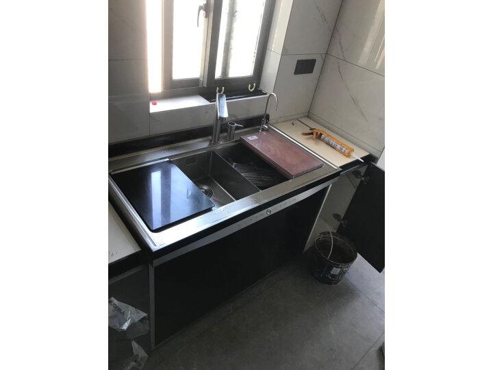火星人(marssenger)D7新款残渣处理四合一集成水槽 洗碗机怎么样_值得入手吗【详情揭秘】 品牌评测 第7张